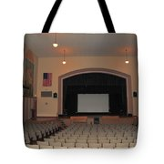 Auditorium In Clare Michigan Tote Bag