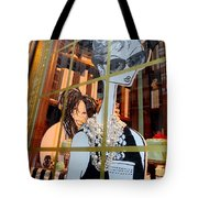 Audrey And Whoopie Tote Bag
