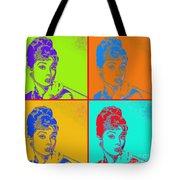 Audrey Hepburn 20130330v2 Four Tote Bag
