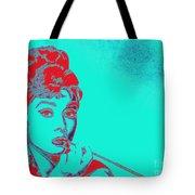 Audrey Hepburn 20130330v2p128 Tote Bag