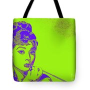 Audrey Hepburn 20130330v2p38 Tote Bag