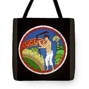 August - Threshing Wheat Tote Bag
