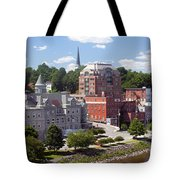 Augusta Skyline Tote Bag