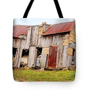 Aunt Olive's House Tote Bag