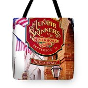 Auntie Skinner's  Riverboat  Club Tote Bag