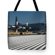 Lockheed Cp-140 Aurora Tote Bag