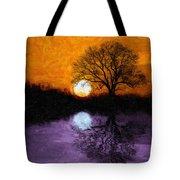 Aurora Goddess Of The Dawn Tote Bag