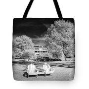 Aurora Inn Tote Bag