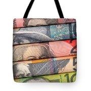 Aussie Dollars 01 Tote Bag