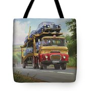 Austin Carrimore Transporter Tote Bag