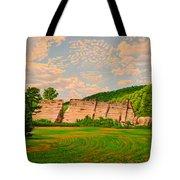 Austin Dam Tote Bag