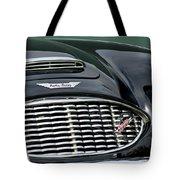 Austin-healey 3000 Grille Emblem Tote Bag