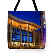Austin Music Hall Tote Bag