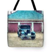 Austin Seven Watercolor Tote Bag