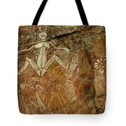 Indigenous Aboriginal Art 3 Tote Bag