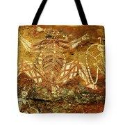 Australia Ancient Aboriginal Art 1 Tote Bag