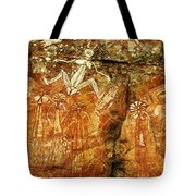 Australia Ancient Aboriginal Art 2 Tote Bag