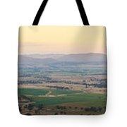 Australian Country Panorama Tote Bag