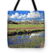 Australian Landscape Tote Bag