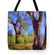 Australian Native Tree 2 Tote Bag