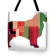 Australian Sheppard Tote Bag by Naxart Studio