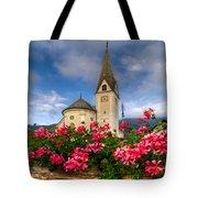 Austrian Church Tote Bag