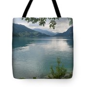 Austrian Lake Tote Bag