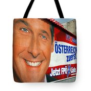 Austrian Politics Tote Bag