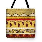 Autemn River Tote Bag by Sergey Khreschatov
