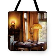 Author -  Style And Class Tote Bag