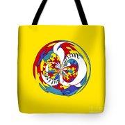 Autism Orb Tote Bag