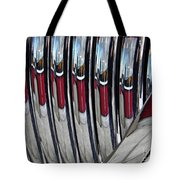 Auto Grill 4 Tote Bag by Sarah Loft