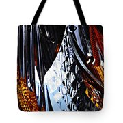 Auto Headlight 48 Tote Bag