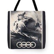 Auto Union Tote Bag