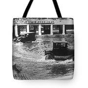 Auto Wash Bowl Tote Bag