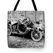 Automobile Buick, C1915 Tote Bag