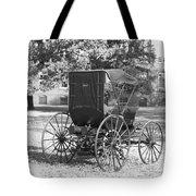 Automobile Duryea, 1893-94 Tote Bag