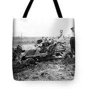 Automobile Race, 1909 Tote Bag