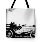 Automobile Racing, 1905 Tote Bag