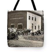 Automobiles, 1906 Tote Bag