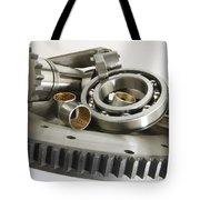 Automotive Clutch Parts Tote Bag