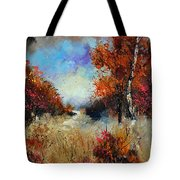 Autumn 5641 Tote Bag
