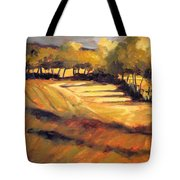 Autumn Abstract Tote Bag