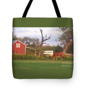 Autumn Abundance Tote Bag