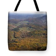 Autumn Across The Shenandoah Tote Bag