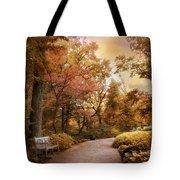 Autumn Aesthetic Tote Bag