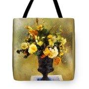 Autumn Antiqua Tote Bag