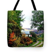 Autumn At French River Tote Bag