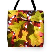 Autumn At Its Best Tote Bag