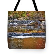 Autumn At Olmsted Falls Tote Bag